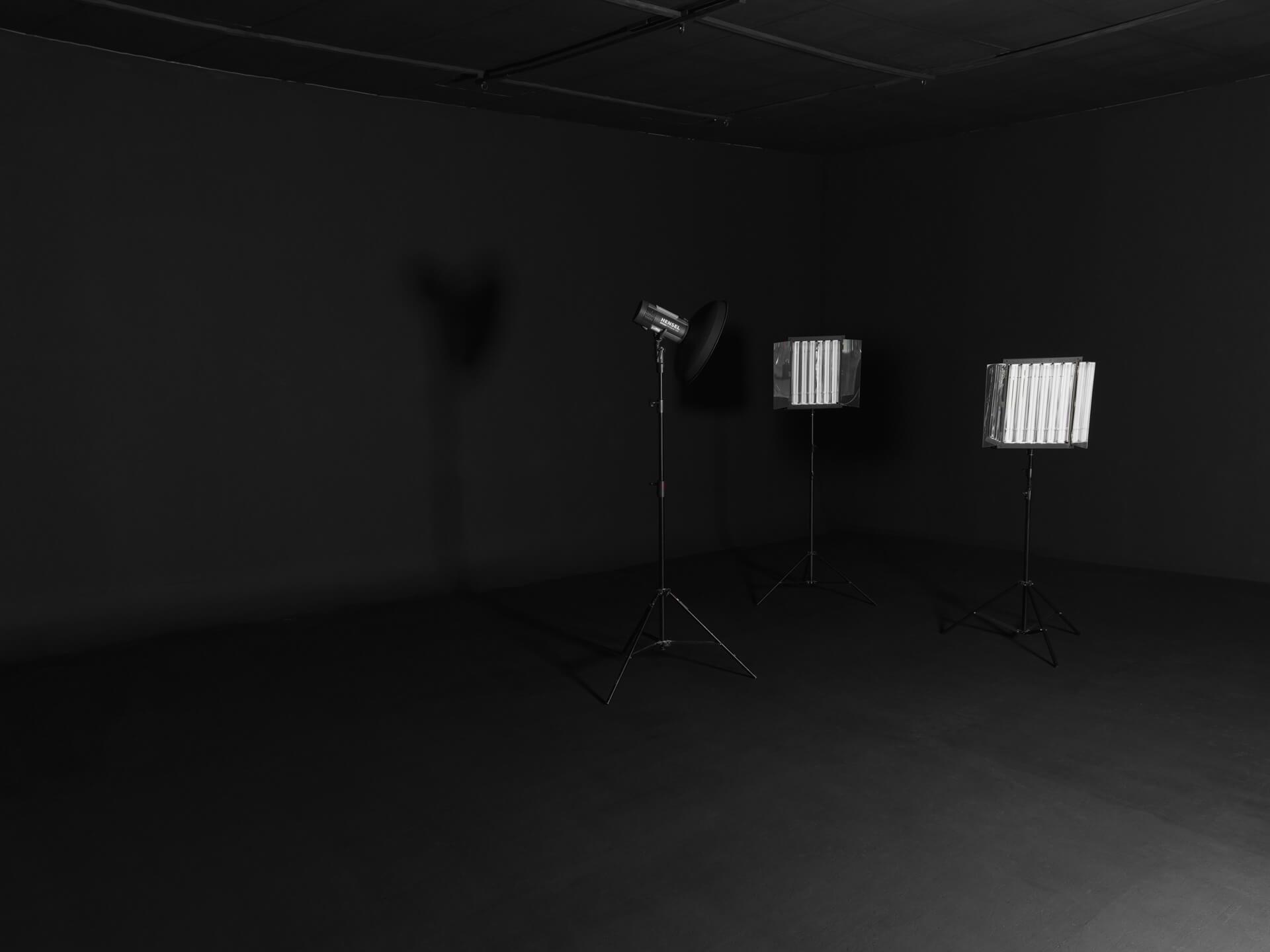 Das schwarze Studio