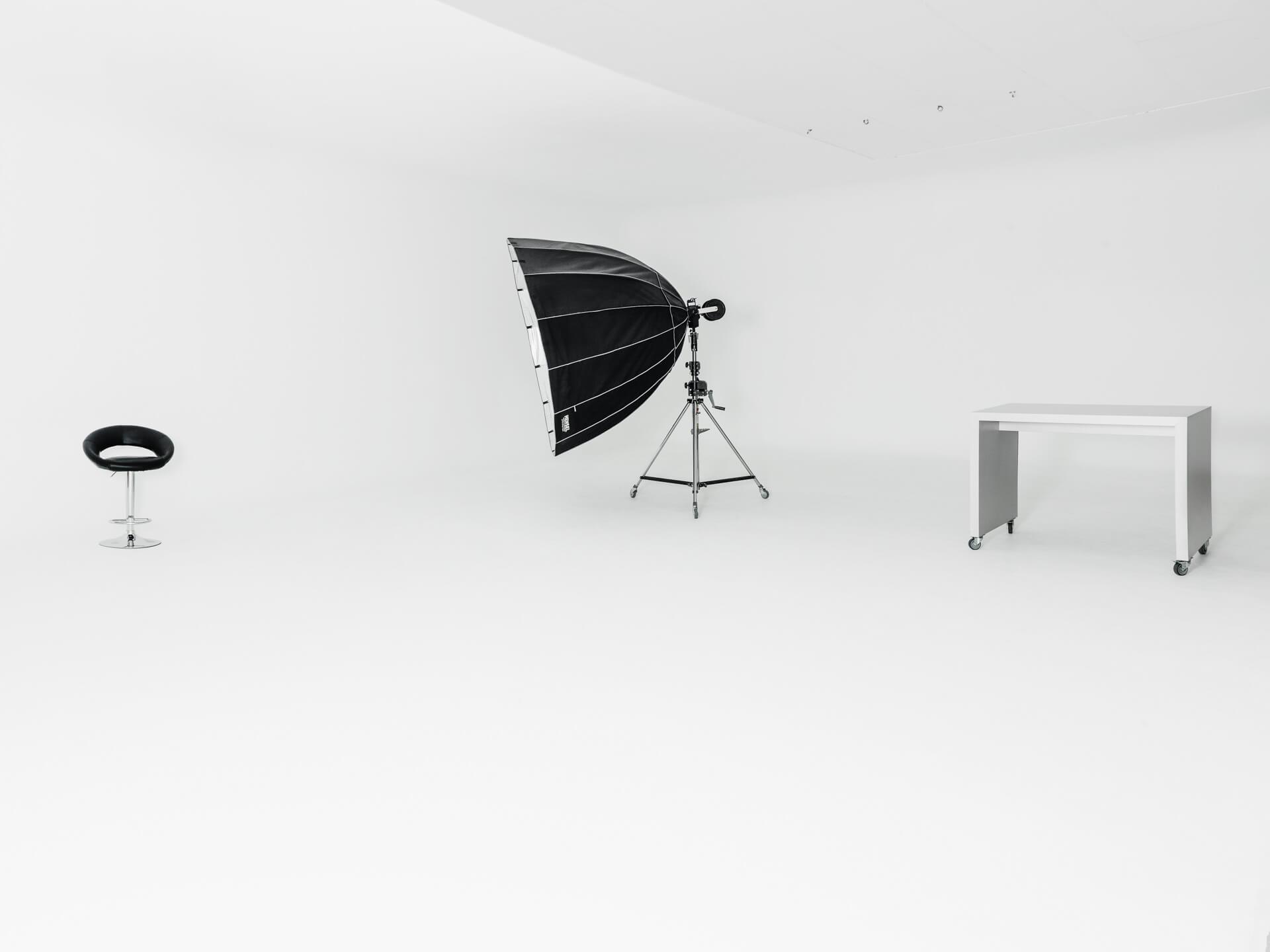 Das weiße Studio